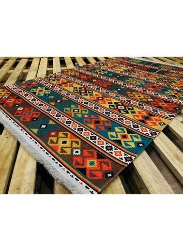 MarkaEv Oasis Halı 846 Renkli